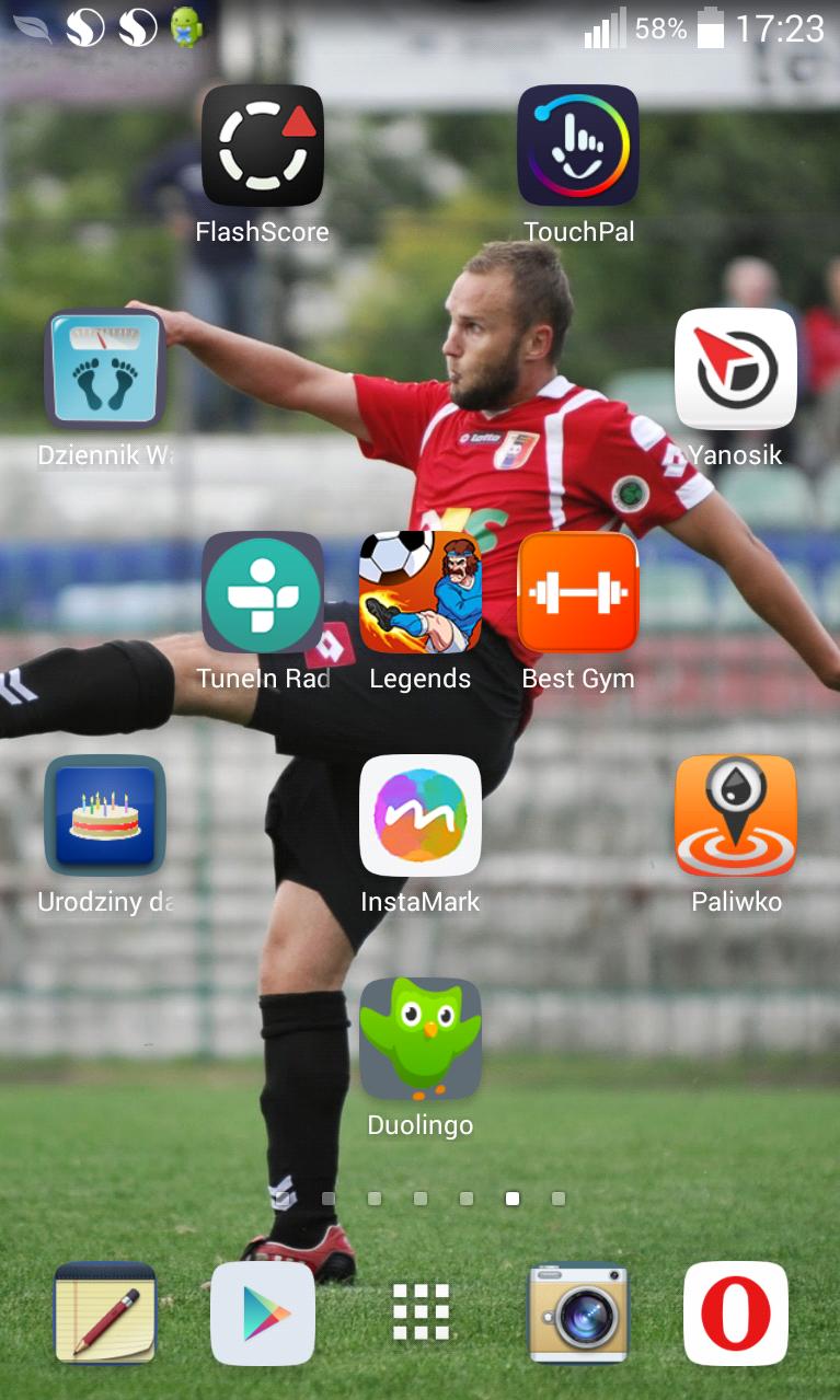 Jedenastka aplikacji na smartphone.