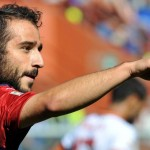 Ioannis Fetfatzidis, rzut karny 90min na 3:3 Genoa-Sassuolo