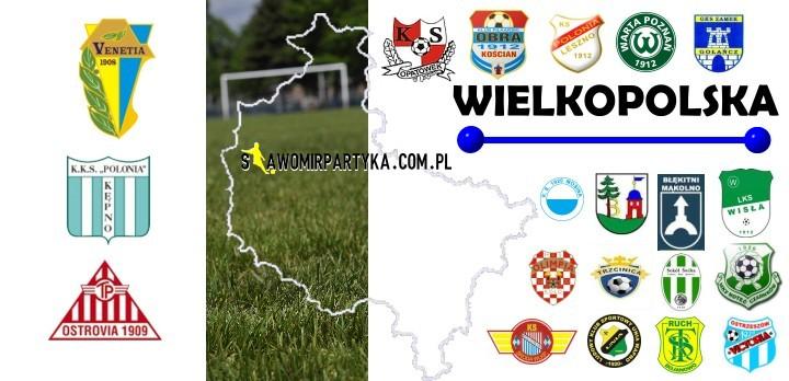Najstarsze kluby piłkarskie: Wielkopolska cz.1