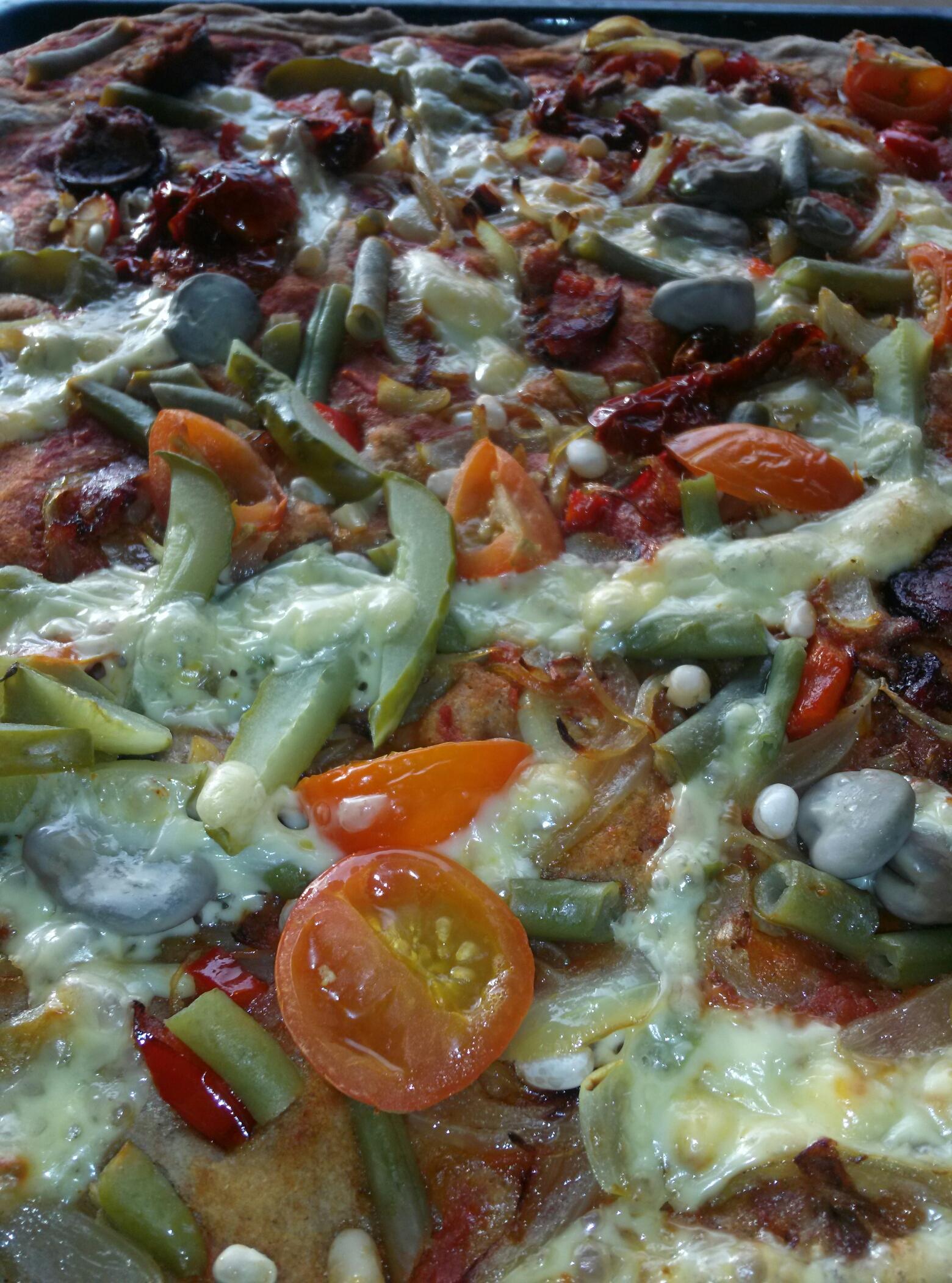 Pizza by slavinho za 5zl [przepis]