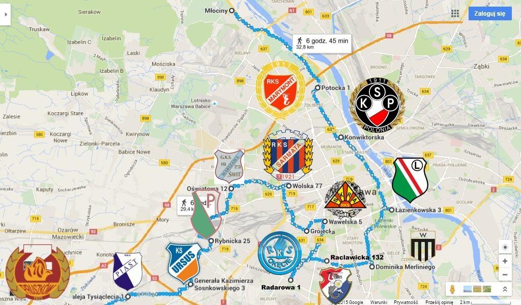duża część z tej mapy widział soccertrip365.com
