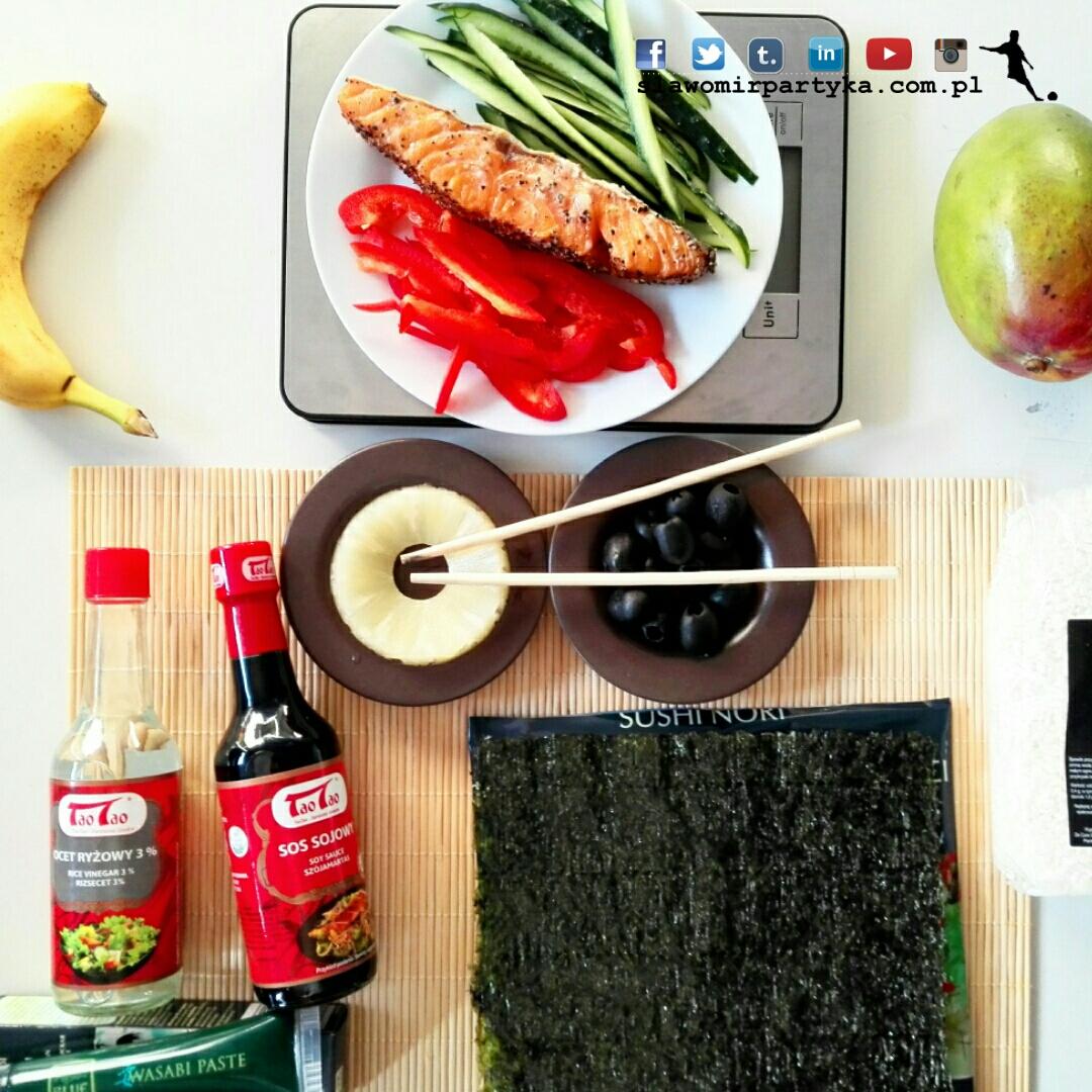 Sushi na przywitanie 2016r.