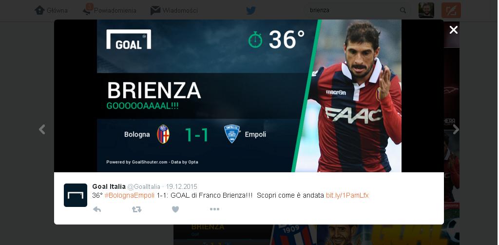 36 – letni piłkarz  FC Bologna SerieA (video) freekick