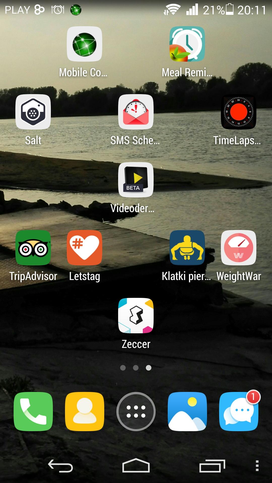 App część III –  jedenastka typów