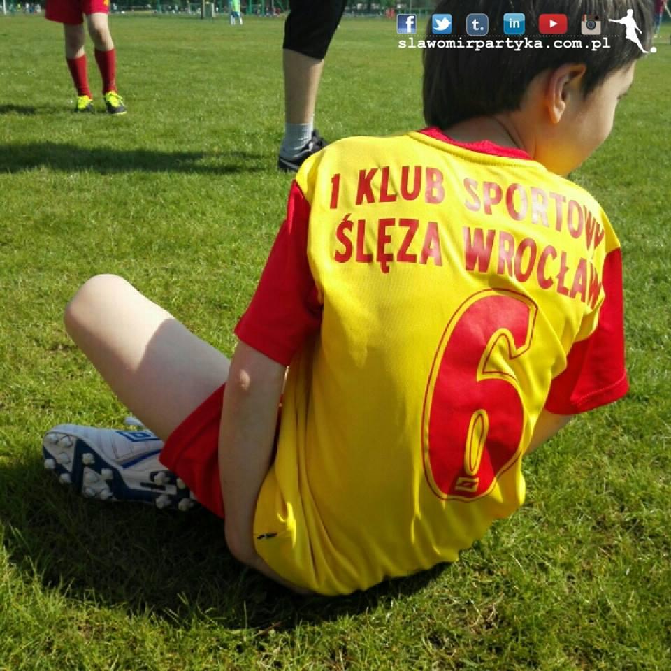 """Turniej """"piątek"""" z udziałem 1KS Ślęza Wrocław"""