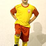 Sesja zdjęciowa młodych piłkarzy Ślęzy Wrocław