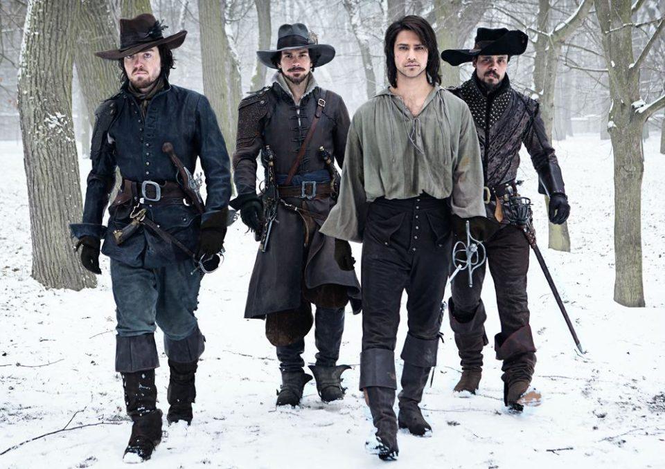filmy4 : The Musketeers filmaffinity.comfilmaffinity.com