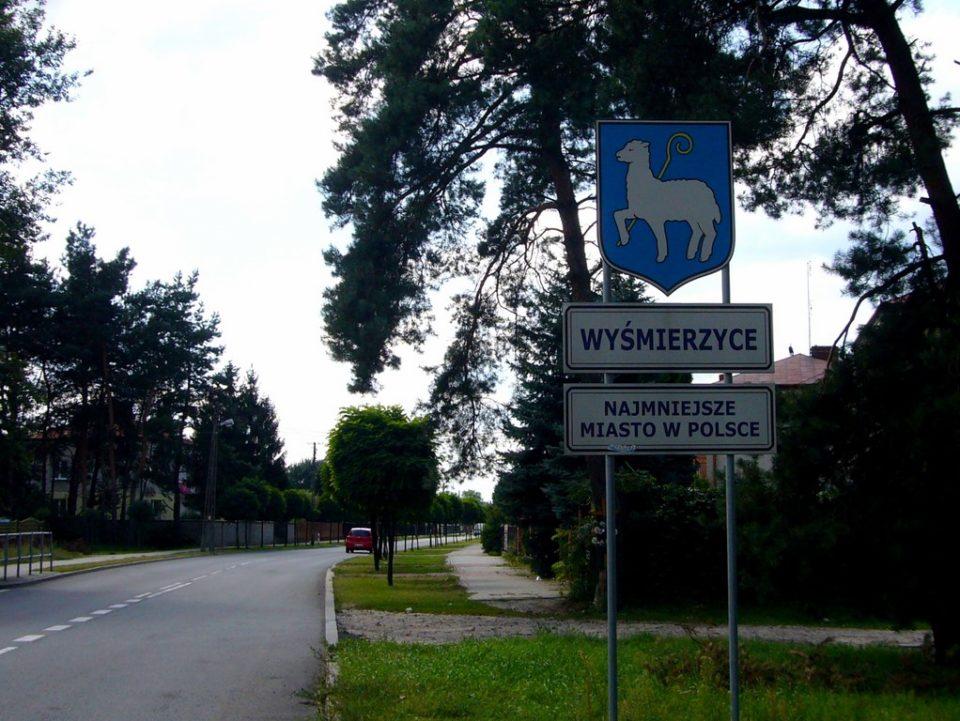 Mazowsze foto: www.rowermpomazowszu pl WYŚMIERZYCE