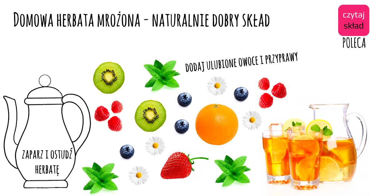 Napoje, soki, wody smakowe co wybrać?
