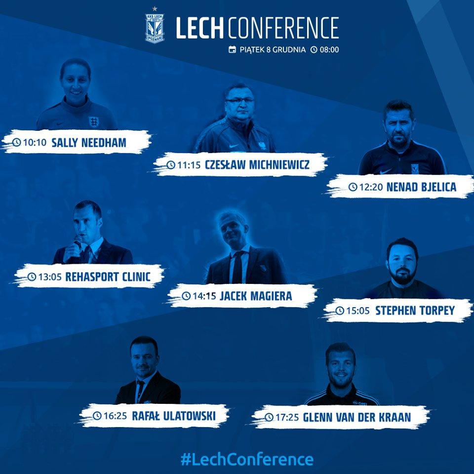 LechConference2017 Poznań #dlaTrenera (video)
