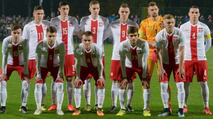 u20 – Polska vs Portugalia w Kluczborku 09.11.2017 (video)