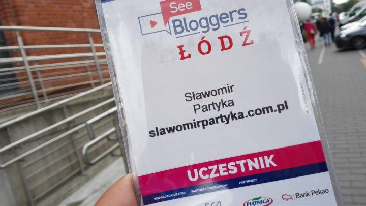 SeeBloggers 2018 w Łodzi  na koniec roku szkolnego i początek lata :D.